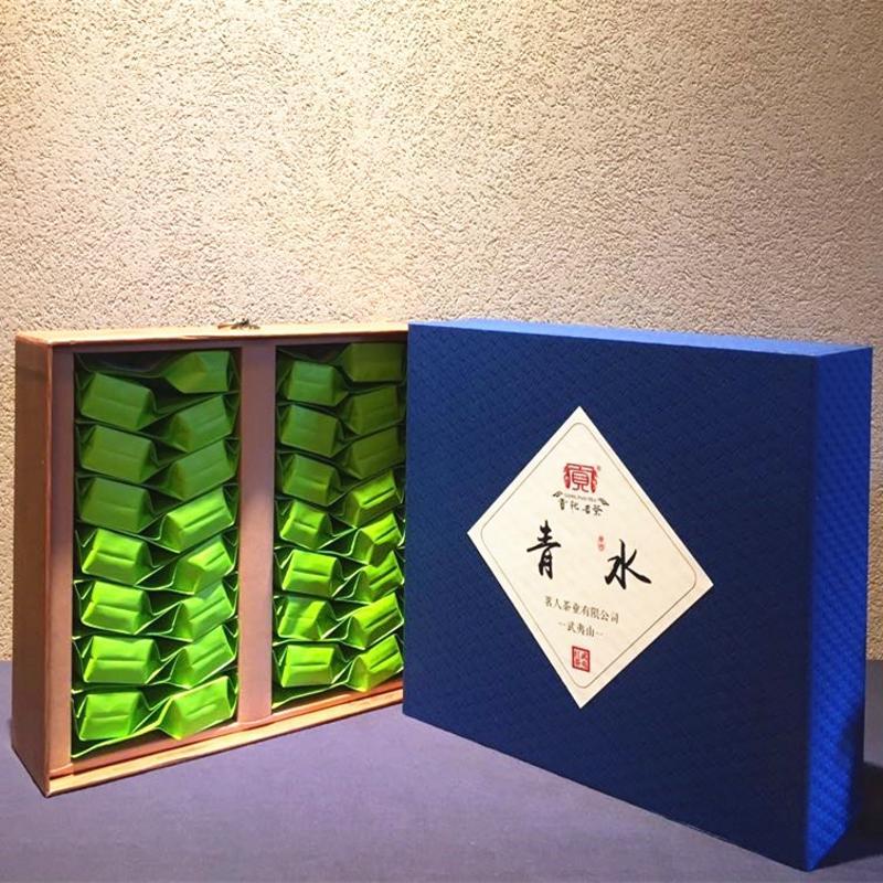 【贡袍名茶】青狮岩水仙250g 茶叶礼盒装