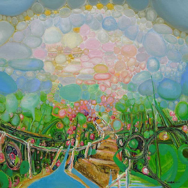 版画 和平的蘑菇云&快乐无敌之63