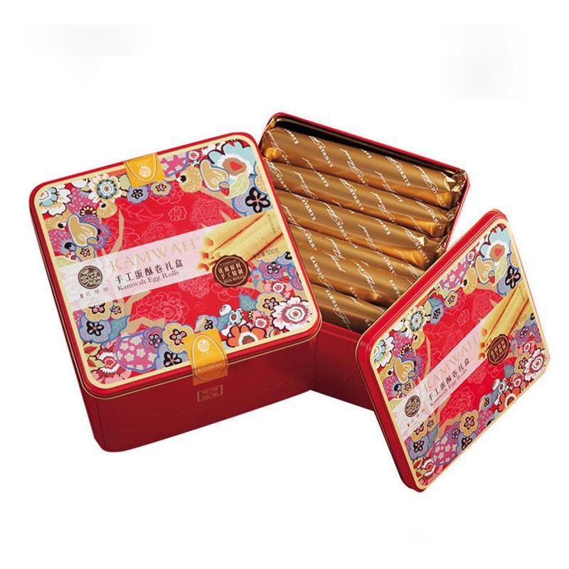 锦华原味蛋卷礼盒500g