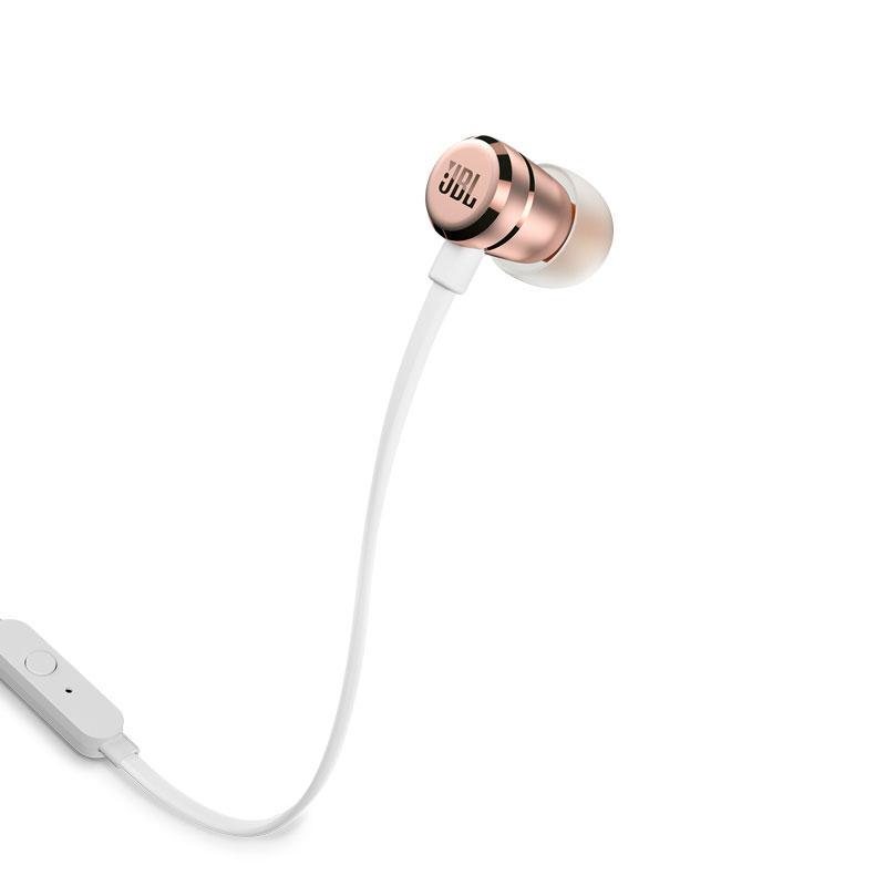 JBL耳机  T290 入耳式耳机 手机耳机/耳麦 一键通话/切歌 重低音 铝制腔体
