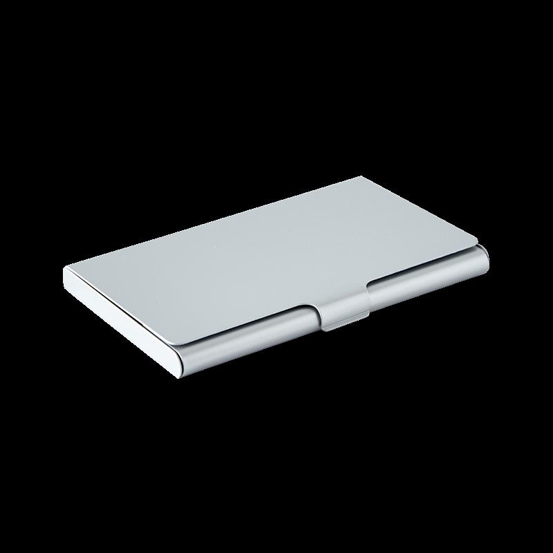 严选 铝制名片盒