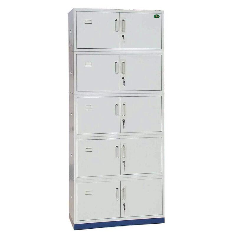 天桥系列 五节办公文件柜