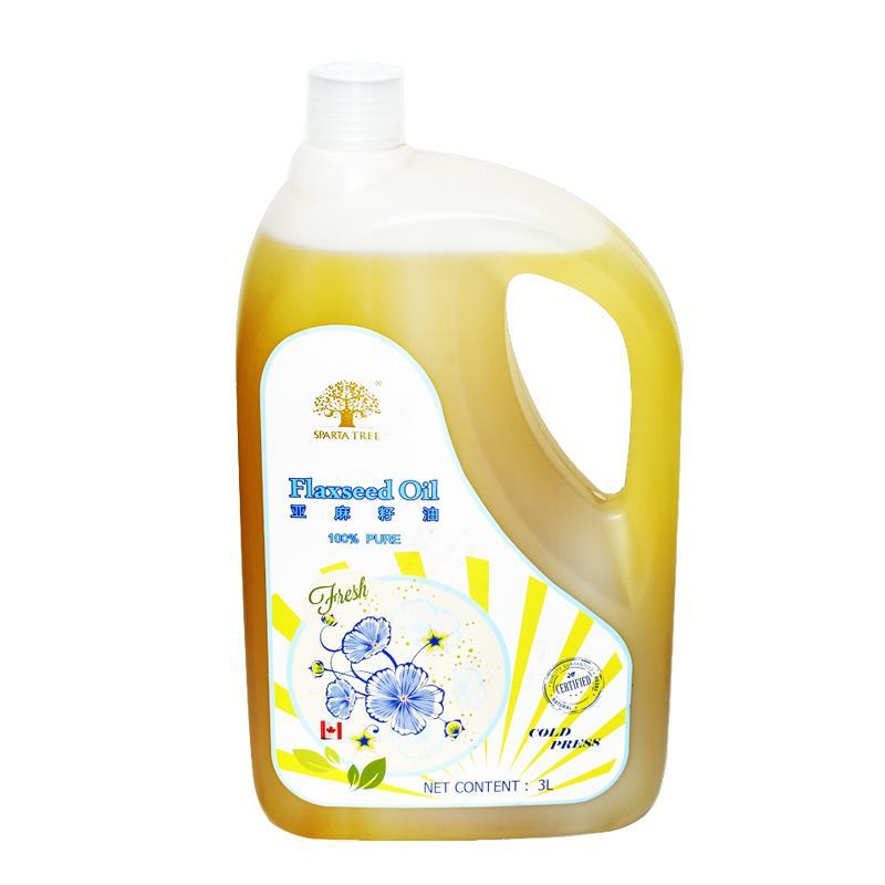 黄金树 亚麻籽油(香港条码)3000ml