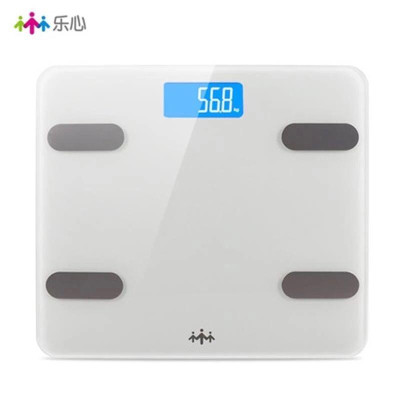 乐心 智能微信体重脂肪秤A1-F