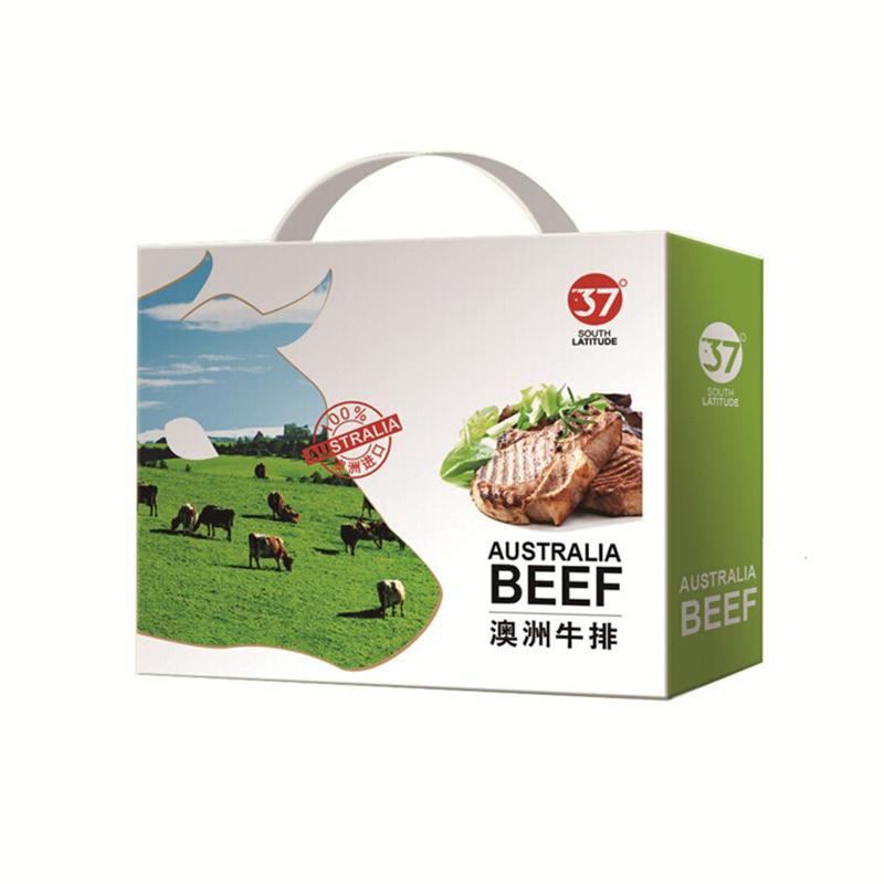 南纬37°  澳洲牛排澳心礼盒B