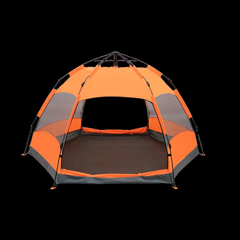 Maki zaza 六角自动帐篷