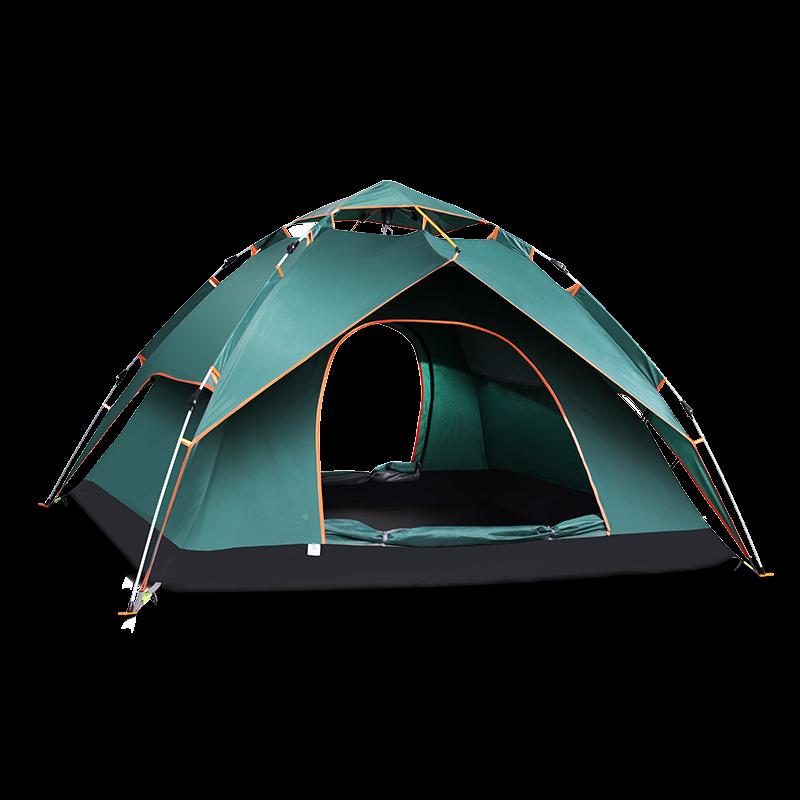 Maki zaza 户外野营折叠全自动帐篷速开双人