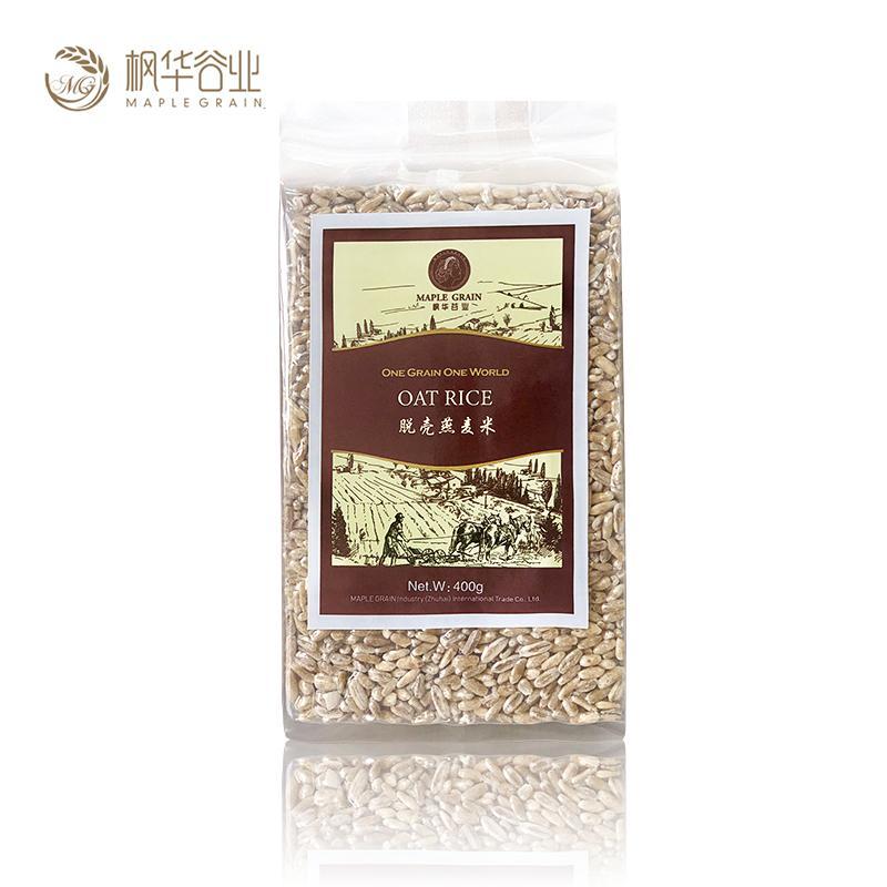 枫华谷业 加拿大脱壳燕麦米