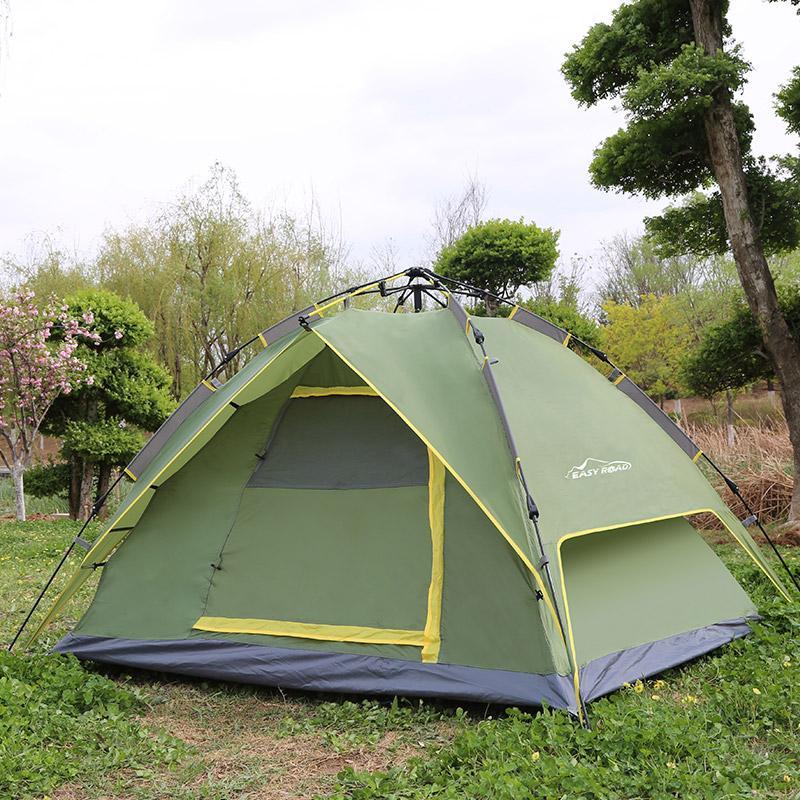 易路达 液压双层自动帐篷
