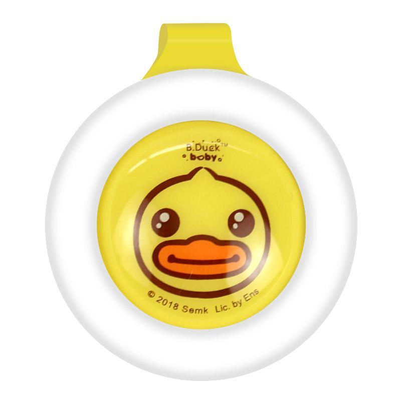 B.Duck Baby驱蚊扣1个