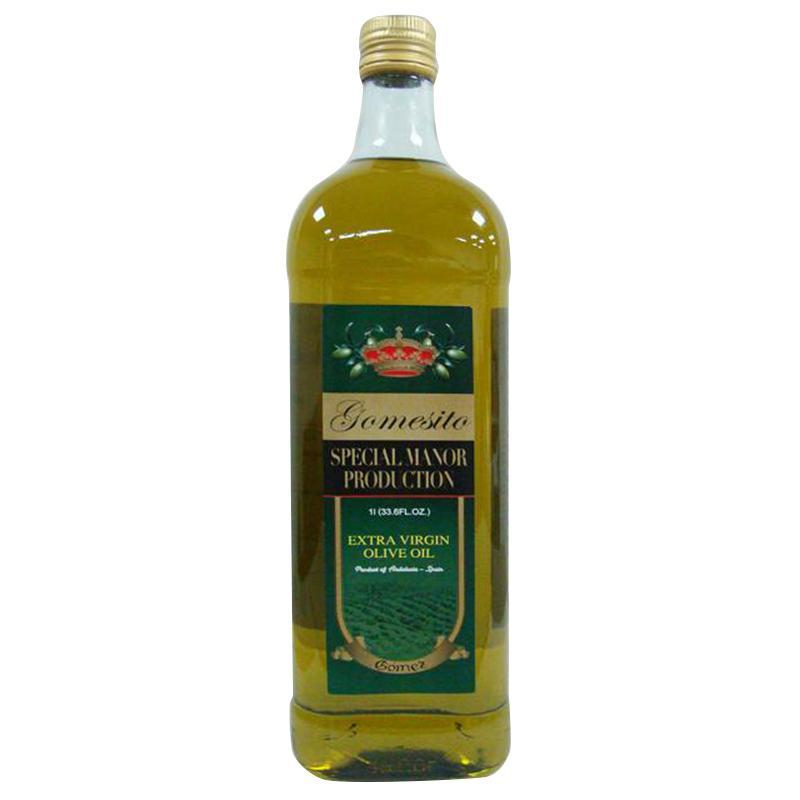 皇家戈麦斯特级初榨橄榄油1L