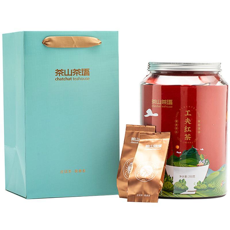 茶山茶语畅享茶礼·功夫红茶