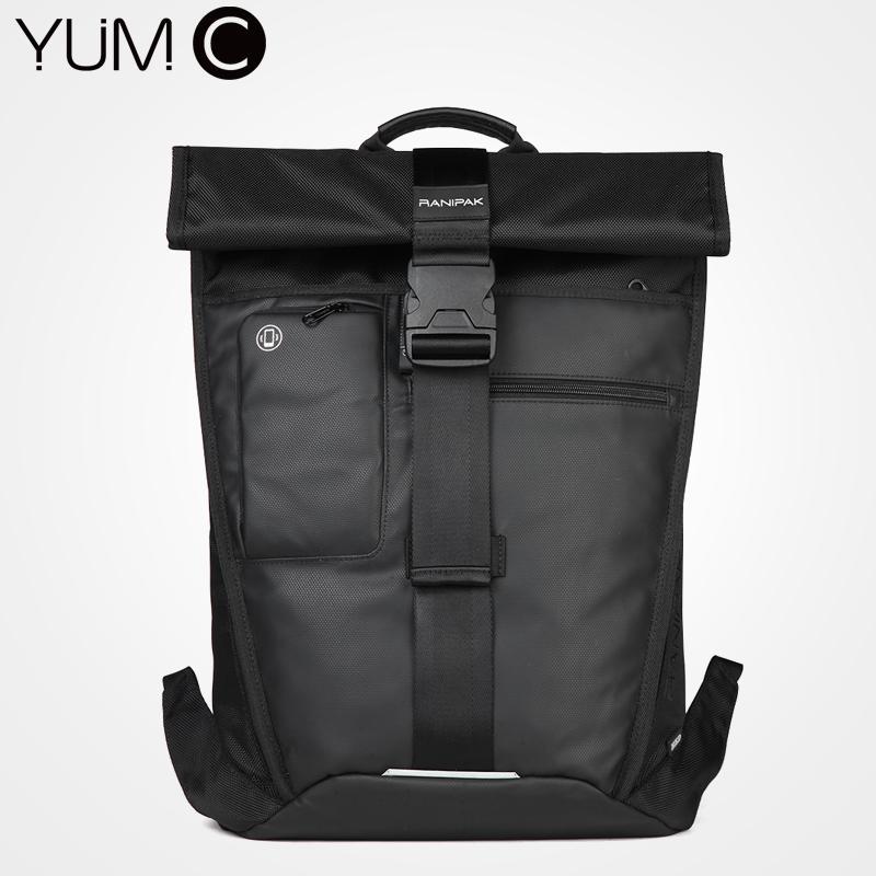 YUMC双肩包货号: B1085