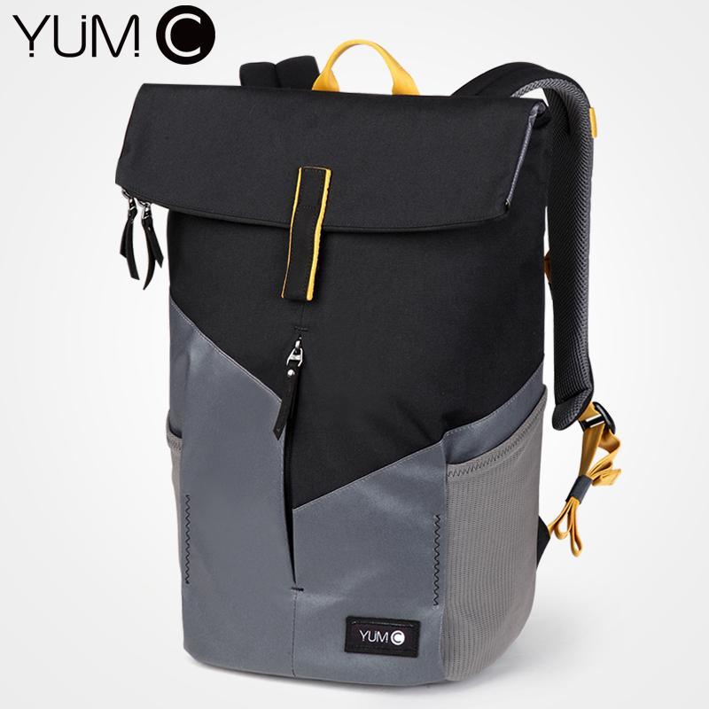 YUMC双肩包货号:B6075