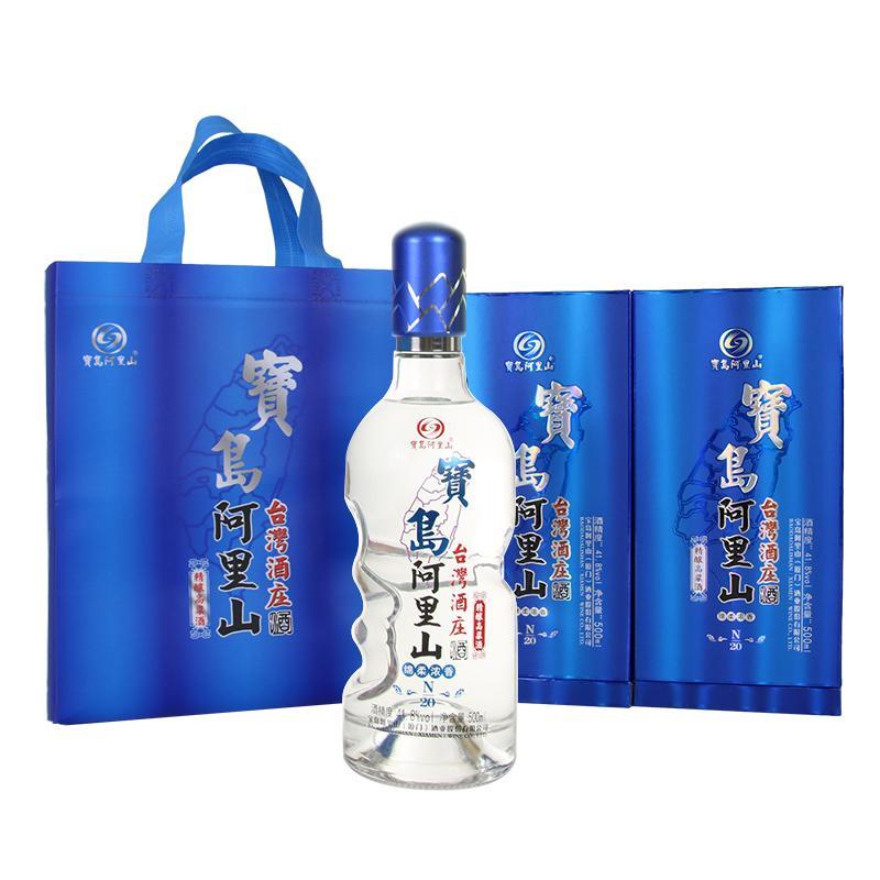 40.8°宝岛阿里山(台湾酒庄酒)