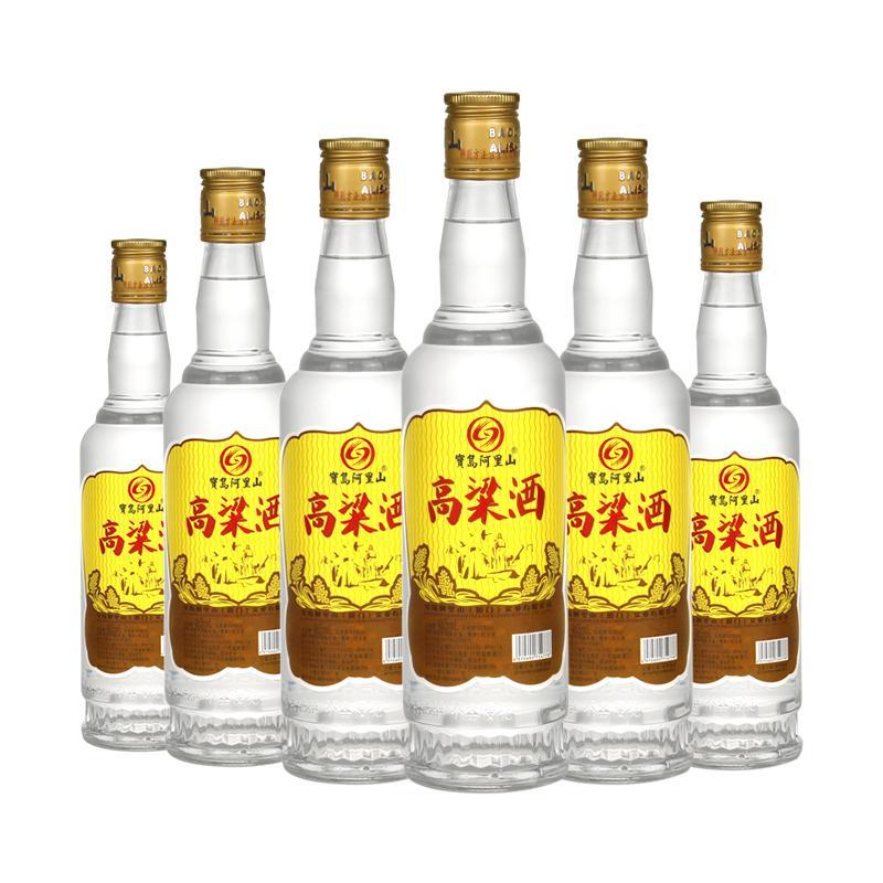 53°宝岛阿里山高粱酒465mlx6
