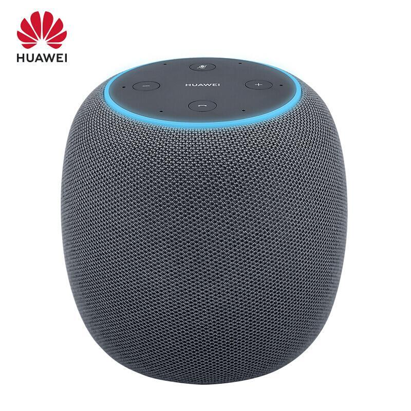 华为(HUAWEI)智能音箱 小艺音箱 人工智能AI音箱 WiFi蓝牙音响 丹拿联合调音 太空黑