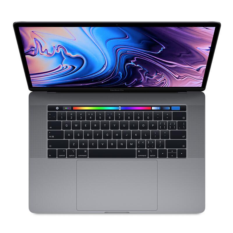 Apple MacBookPro15.4六核i7 16G 256G深空灰笔记本电脑MV902CH/A