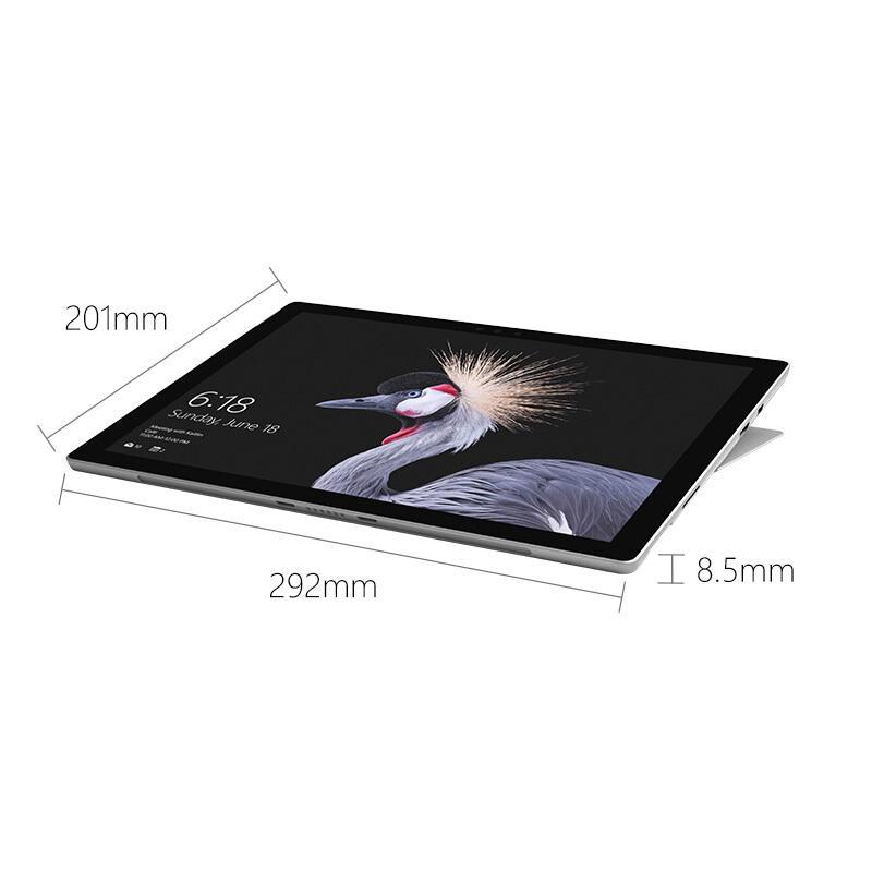 微软(Microsoft)Surface Pro(第五代)二合一平板电脑笔记本 12.3英寸