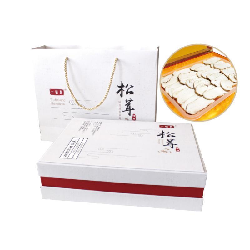 一味真冻干野生松茸礼盒888型