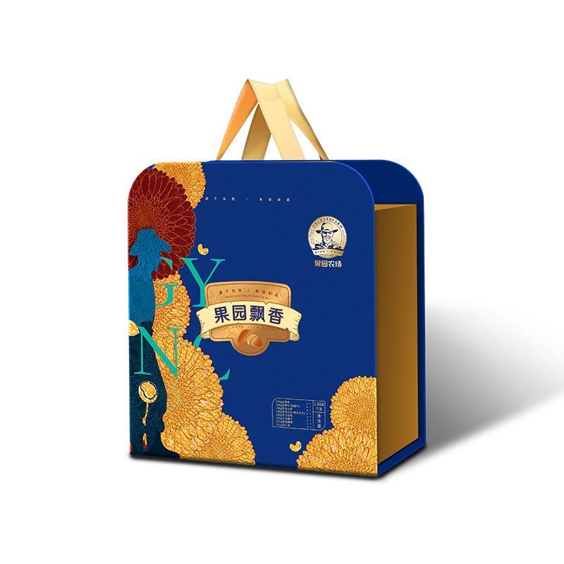果园农场果园飘香干果礼盒1604g