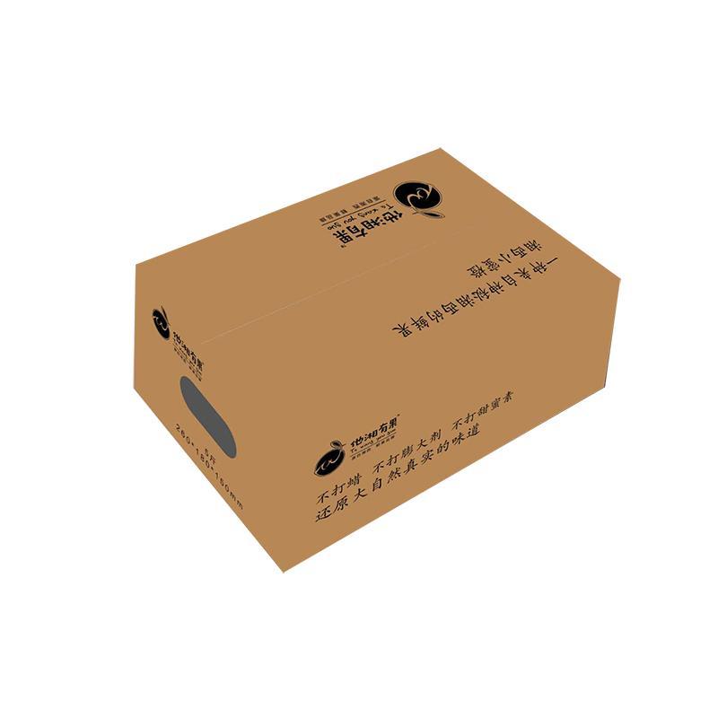 湖南原产地直供冰糖橙统果礼盒(约)3000g