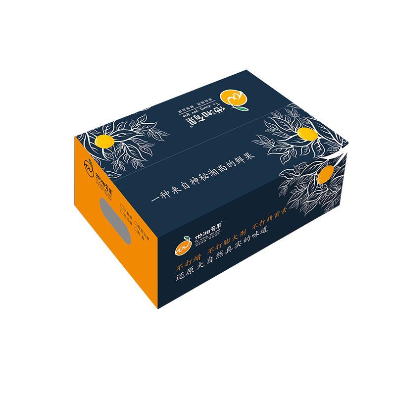 湖南原产地直供冰糖橙30粒精品礼盒(约)3000g