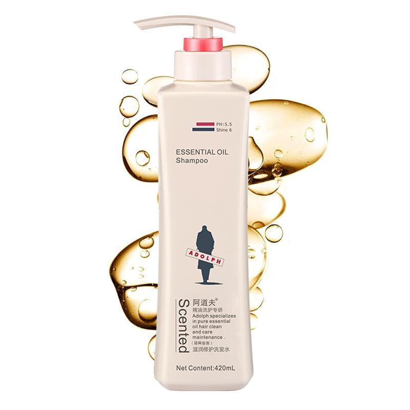 阿道夫(ADOLPH)洗发乳液 滋润修护洗发水 420ml