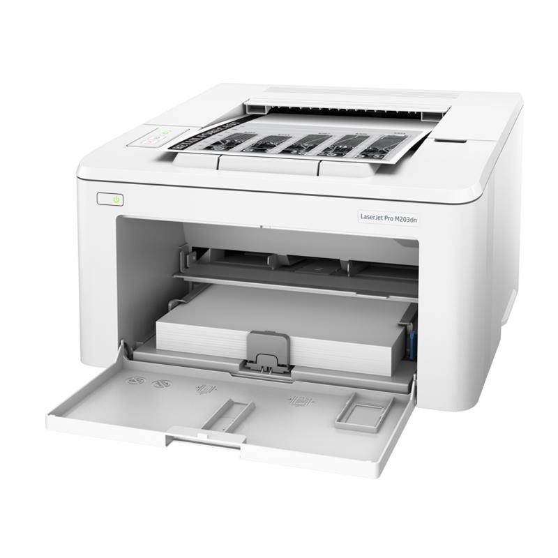 惠普 打印机LaserJet Pro M203dn