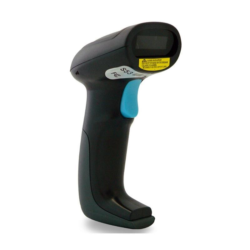 【京东物流产品满129包邮】浩顺(Hysoon)S53激光条码扫描枪扫码枪扫描器USB接口