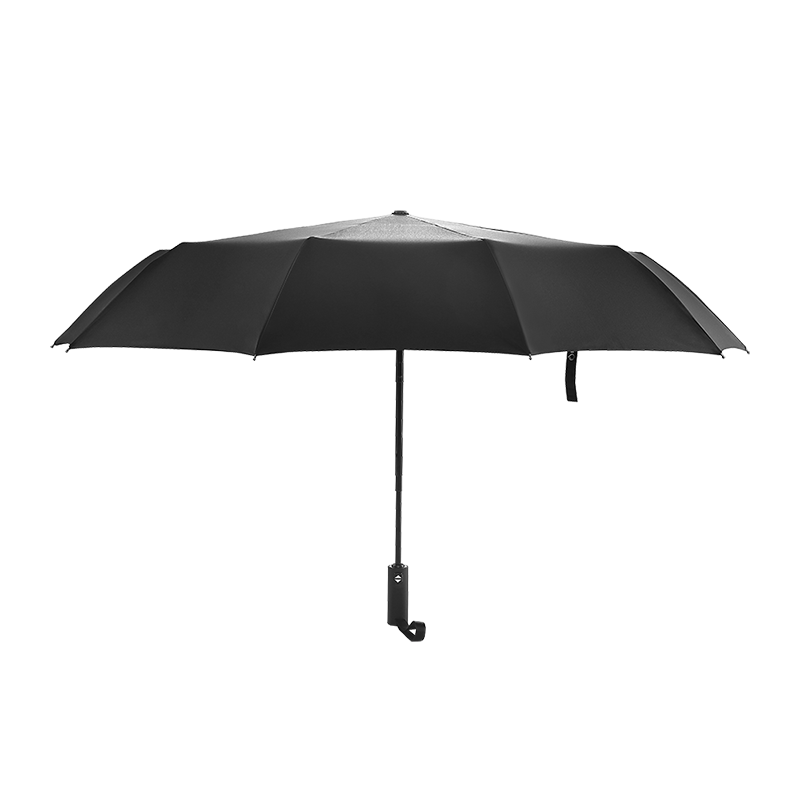 外交官  自开收晴雨伞 黑色/蓝色