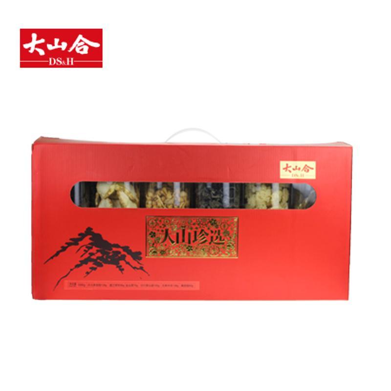 大山珍选红盒(罐装)