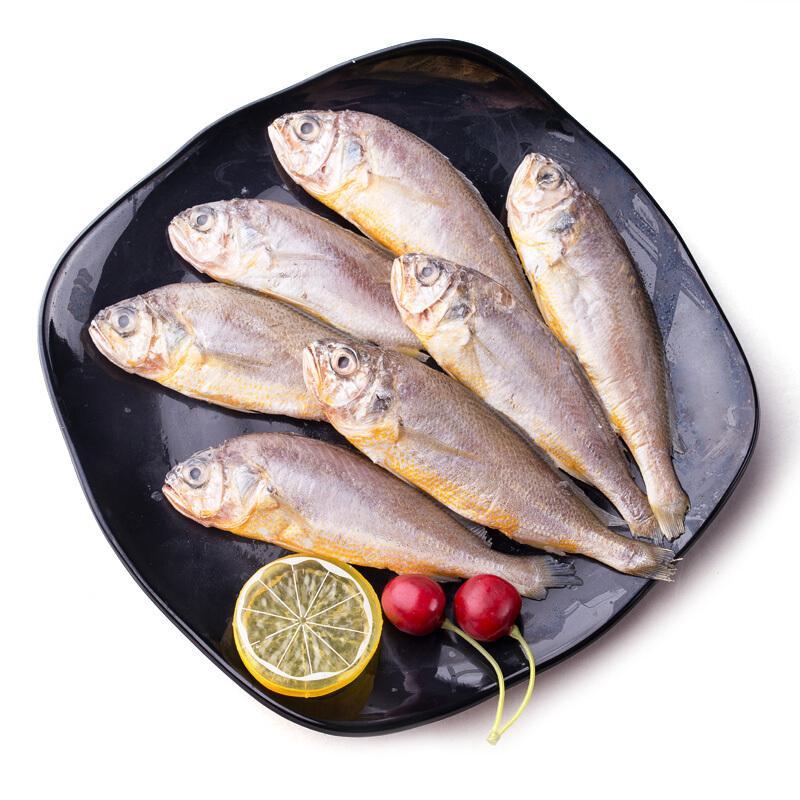 三都港 深海捕小黄花鱼700g 20-24条 海鲜水产 生鲜 烧烤食材