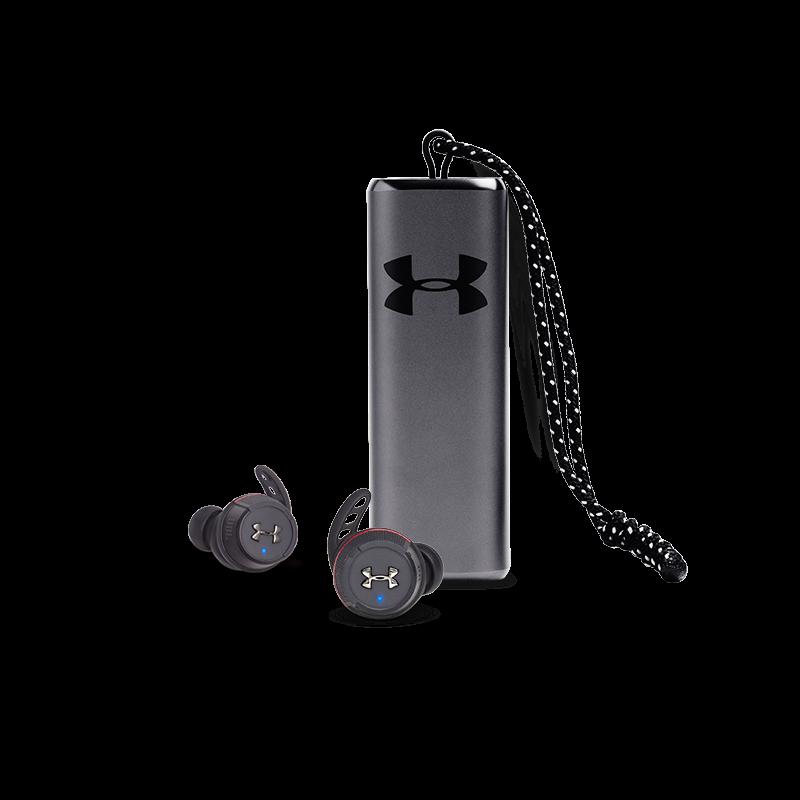 JBL运动真无线耳机 UA FLASH真无线蓝牙运动耳机