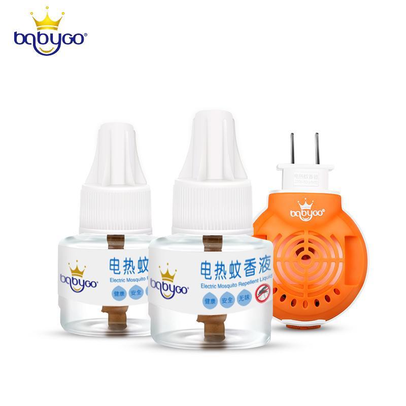 babygo电热蚊香液组合