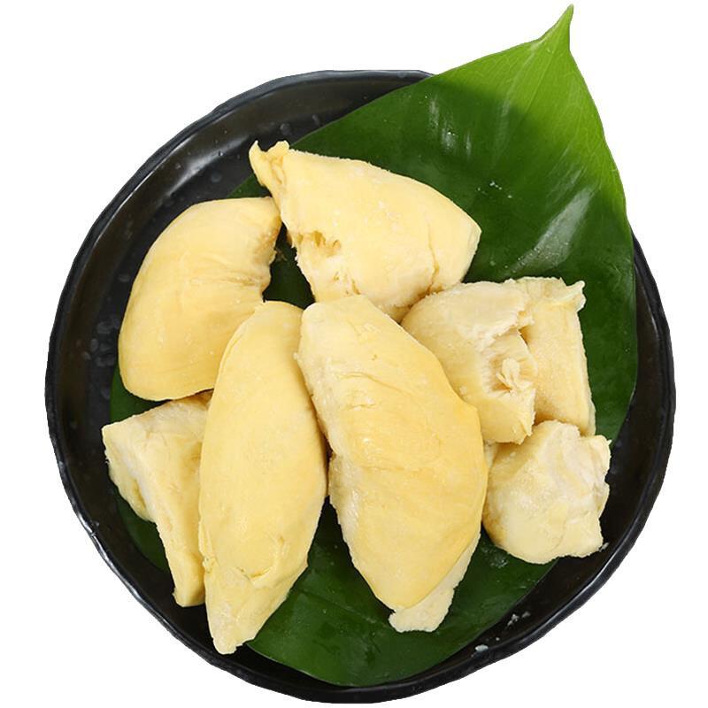 泰国进口冷冻榴莲果肉(无核)250g盒装