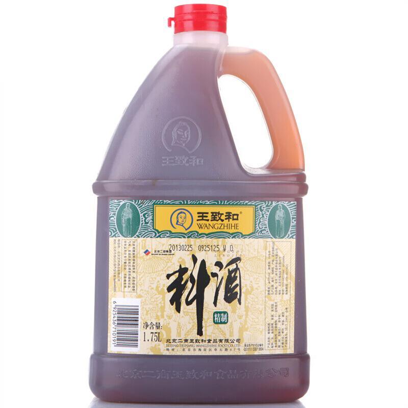 王致和 料酒 1.75L