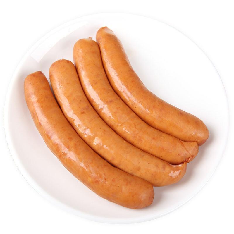 大成姐妹厨房 台畜德式香肠 150g 德国风味烤肠冷冻红肠猪肉香肠猪肉火腿肠热狗肠早餐肠大香肠烧烤食材