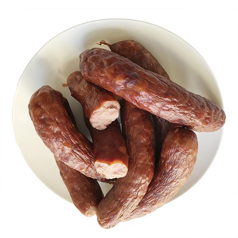 大红门 百年哈尔滨红肠 600g 哈红肠 香肠 冷藏熟食 哈尔滨特产 烧烤食材 开袋即食