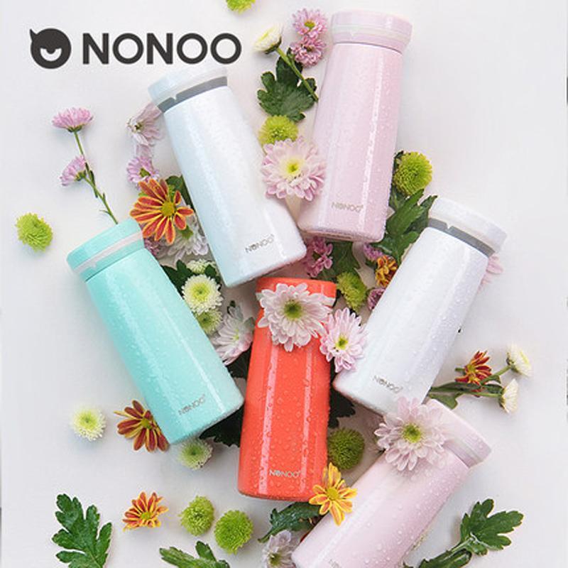 NONOO保温杯经典曲线杯NNA-350-1