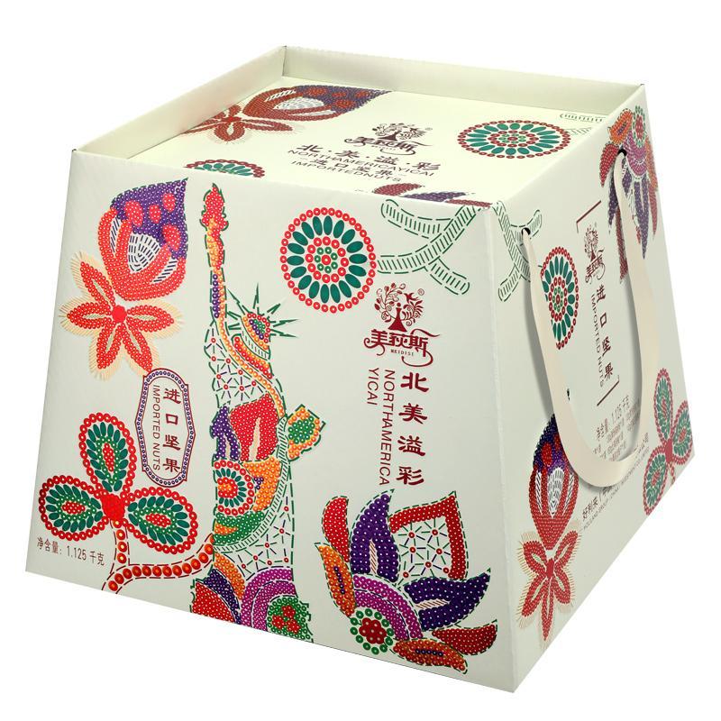 美荻斯北美溢彩干果礼盒1125g