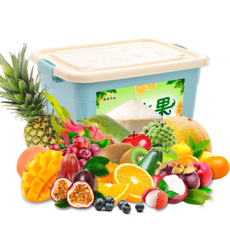 南粤大地 缤纷馨果 24种 约10.0kg