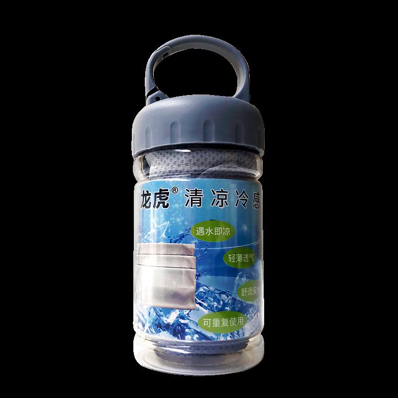 龙虎冰巾罐装