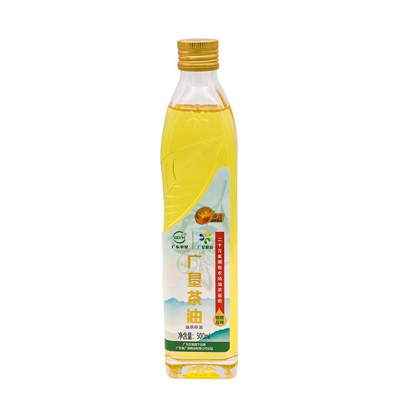 广垦山茶油(物理冷榨)500ML