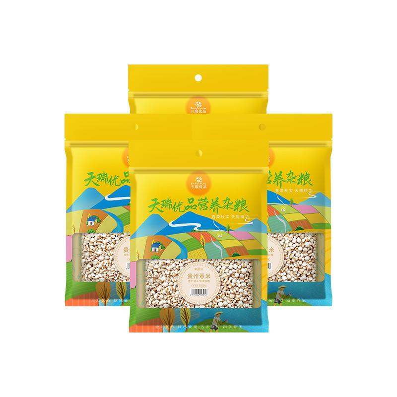 天瑞优品薏米350G*4包
